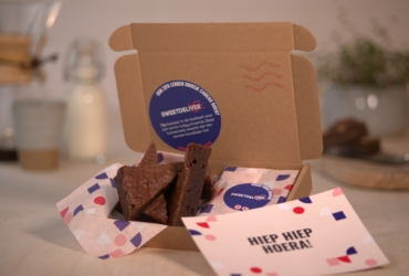 Brownies versturen