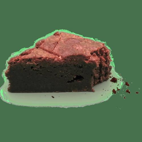 Brownie hapje eruit 1000x1000
